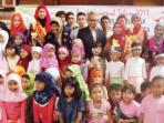 Ratusan Anak Ikuti One Day For Children