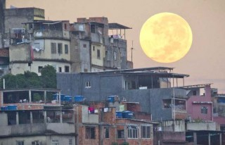Supermoon Bakal Terjadi 23 Juni 2013
