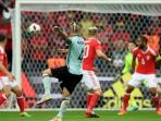 Gol Tendangan Geledek Radja Nainggolan Dibalas Sundulan Ashley Williams  Belgia Wales 1-1