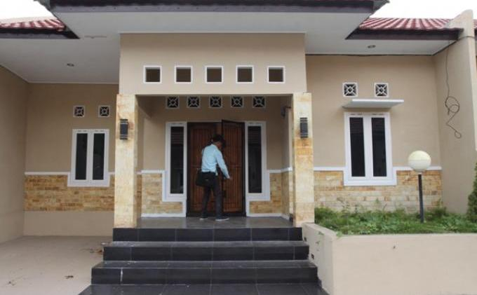 pin rumah cat kelabu ajilbabcom portal on pinterest