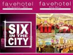 Favehotel Solo Sediakan Six In The City