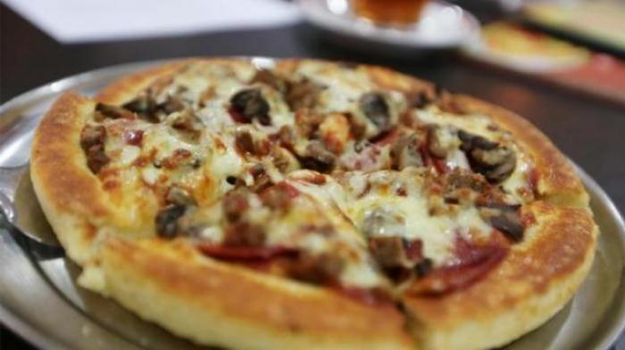 Paparons <a href='https://jogja.tribunnews.com/tag/pizza' title='Pizza'>Pizza</a>