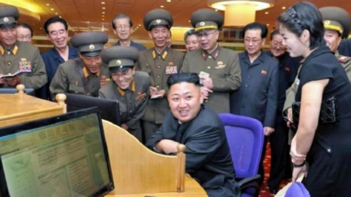 In North Korea Computer Should Registered to Police
