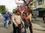May Day, 15 Buruh Diboyong ke Polresta Medan