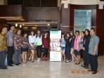 "Menyambut ""MEET AND GREET"" JKT 48 di Hotel Polonia Medan"