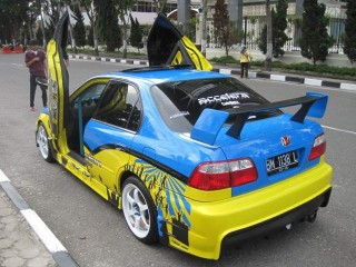 Civic Genio Modifikasi