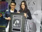 Raisa-Afgan Raih Triple Platinum