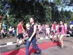 Fashion on The Street Meriahkan Lapangan Rampal