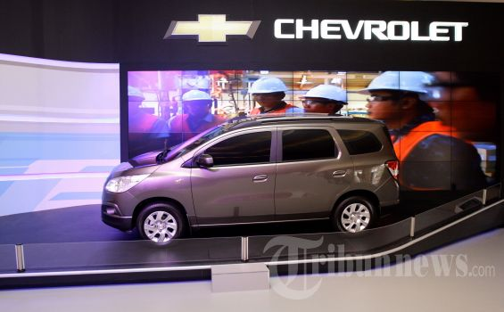 Hore, Chevrolet Spin Ready Stock di Dealer