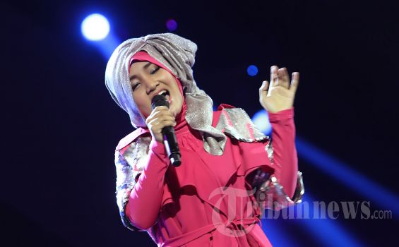 Duh, Fatin Gelagapan Ditanya Apa Arti Lagu One Way or Another