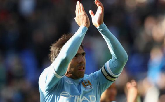 Norwich vs Man City: Tevez Hattrick, City Unggul 5-1