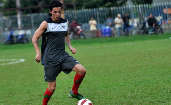 Stefano Lilipaly Terancam tak Perkuat Timnas Indonesia
