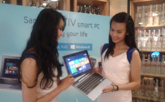 Harga Laptop Samsung Ativ Smart pc Samsung Ativ Smart pc Padukan