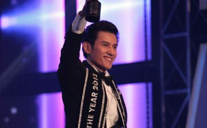 Albern Wakil Indonesia di Ajang Mister International 2013