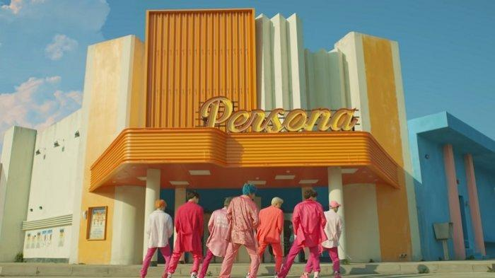 Berikut link download MP3 Boy With Luv BTS feat Halsey, lengkap dengan lirik lagunya. (YouTube/ibighit)