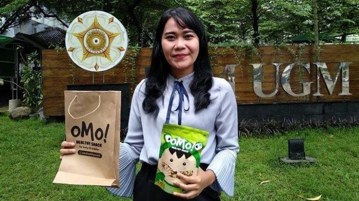 Co-founder sekaligus Ahli Gizi Omo Healthy Snack, Lastdes Cristiany Friday, S.Gz, MPH