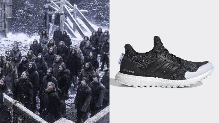 'The Night's Watch' Adidas Ultra Boost