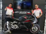 All New Honda CBR250RR Mejeng di Sirkuit Suzuka