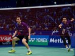 Hendra/Ahsan Dipaksa Main Rubber Game Pada Perempat Final Korea Open Super Series