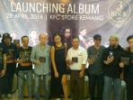 Boomerang, Grassrock, The Banditz Keroyokan Bikin Album 3 To Rock