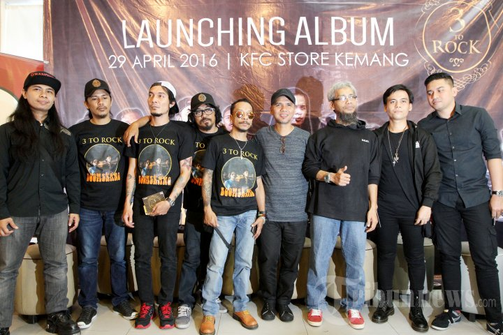 Launching Album 3 To Rock