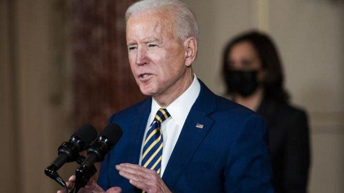 Joe Biden Ejek Pendukung Hak Senjata, 'Anda Butuh F-15 dan Senjata Nuklir' untuk Lawan Pemerintah