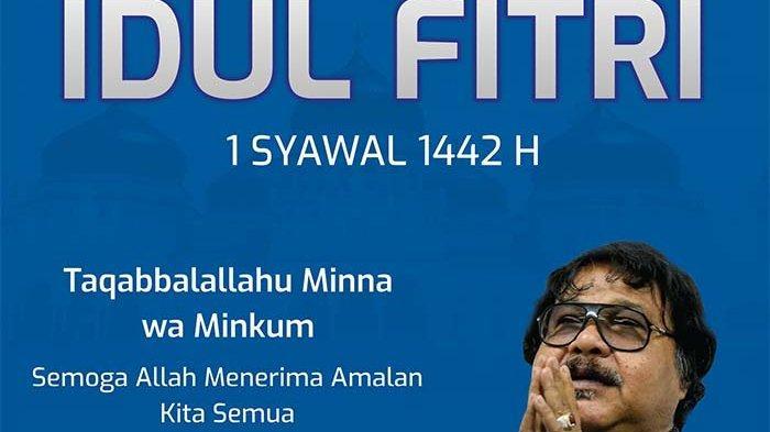 Selamat Idul Fitri 1442 H,  Mohon Maaf Lahir dan Batin