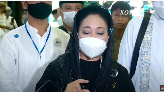 Singgung <a href='https://manado.tribunnews.com/tag/utang-indonesia' title='UtangIndonesia'>UtangIndonesia</a> Triliunan, Titiek Soeharto: Bapak Saya Bersedih Lihat Kondisi Saat Ini