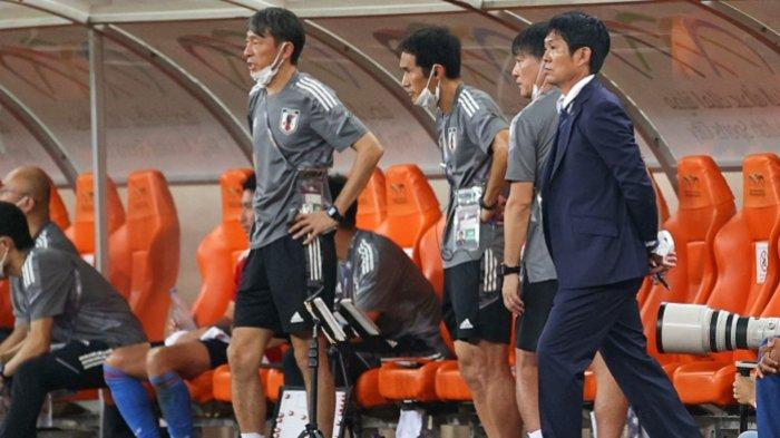 Tekanan ke Timnas Jepang Meningkat, Jelang Kualifikasi Piala Dunia Melawan Australia