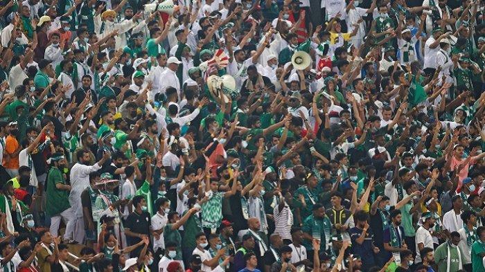 Arab Saudi Terus Melaju di Kualifikasi Piala Dunia, Hancurkan China 3-2