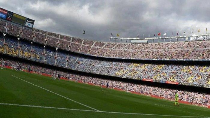 Barcelona Diizinkan Gunakan Stadion Camp Nou untuk Pertandingan Liga Champions dan La Liga