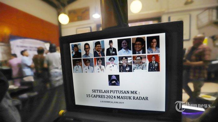 LSI Denny JA Prediksi Prabowo, Ahok, dan Anies Berpeluang Ikut Pilpres 2024 Mendatang