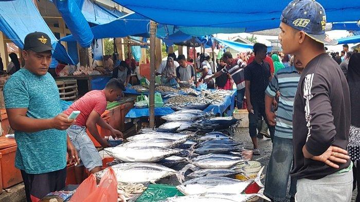 Tangkapan Nelayan Pidie Jaya Selama Dua Pekan Menurun, Ini Penyebabnya