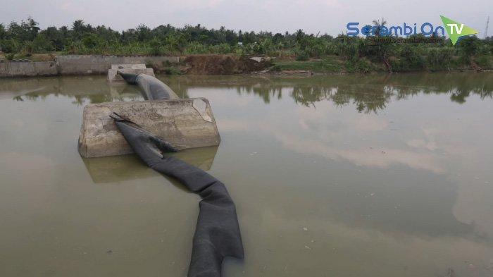 Produksi Air Bersih PDAM Tirta Daroy Turun 30 Persen , Dampak Muka Air Baku Krueng Aceh Berkurang