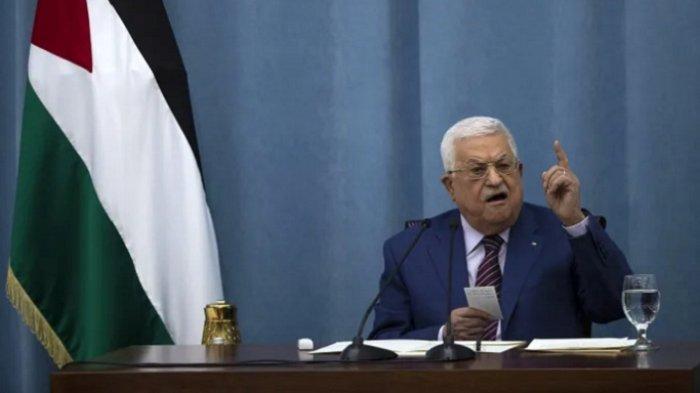 Presiden Palestina Ancam Cabut Pengakuan Israel, Yahudi Tuduh Palestina Tolak Berdamai