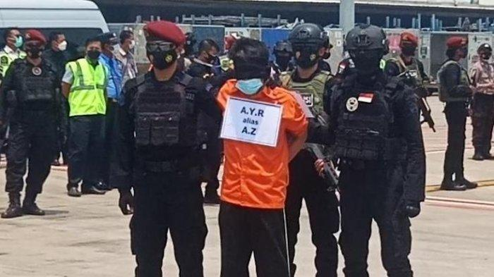 Terduga Teroris di Sumut yang Ditangkap Bertambah Jadi 18 Orang, 31 Kotak Amal Jadi Barang Bukti