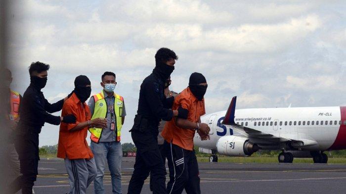 Mahfud MD Sebut 417 Orang dan 99 Organisasi Masuk Dalam Daftar Teroris