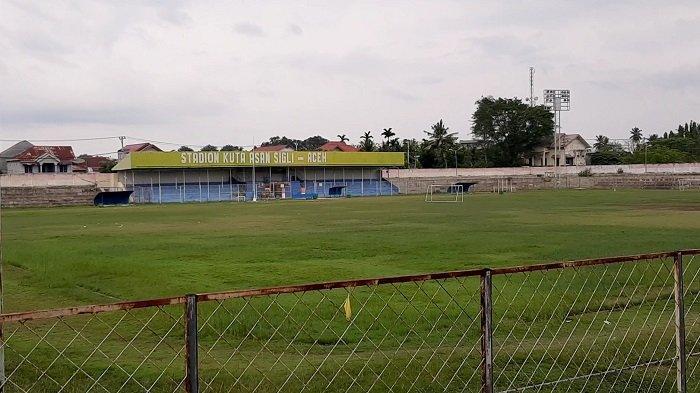 Kasus Pencurian Kabel Lampu Stadion Kuta Asan Sigli Mulai Disidang