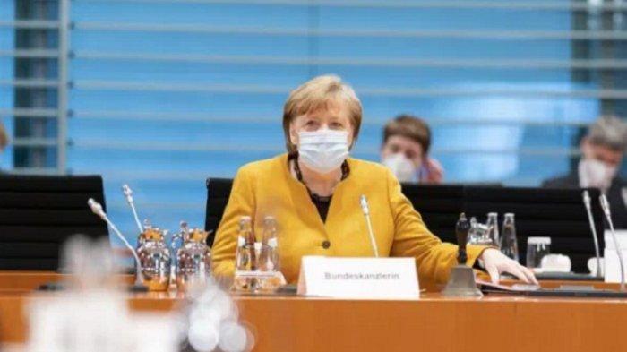 Kanselir Jerman Minta Maaf, Saat Membatalkan Rencana Lockdown Selama Liburan Paskah