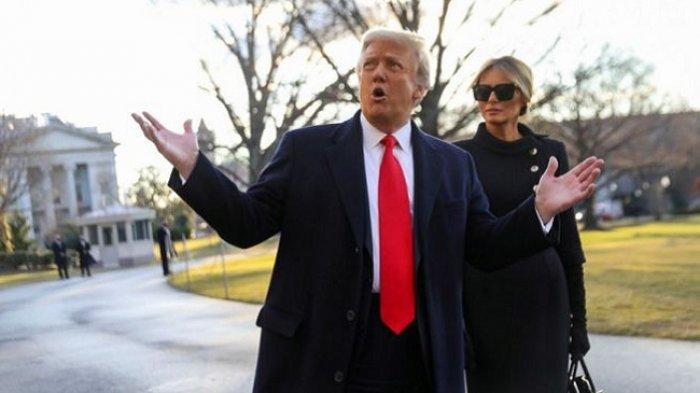 Donald Trump Sangat Frustrasi, Twitter Tetap Tutup Akunnya