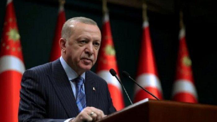 Erdogan Ancam Hancurkan Kamp Pengungsi Militan Kurdi di irak