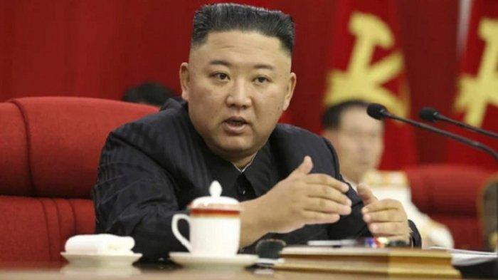 Korea Utara Diam-diam tak Kasih Kabar, Rupanya Covid-19 Buat Kim Jong Un Itu di Ambang Kehancuran