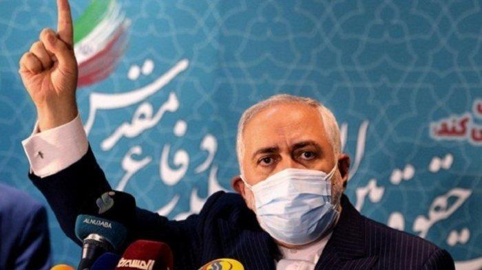 Rekaman Bocor ke Publik, Menteri Luar Negeri Iran Bantah Mencalonkan Diri Sebagai Capres