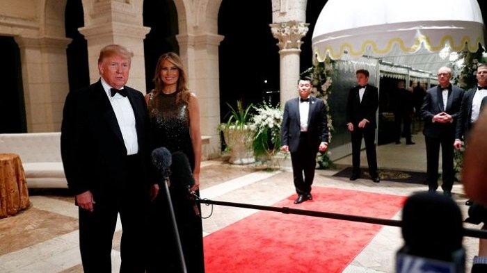 Trump Berencana Terbang dari Gedung Putih ke Mar-a-Lago Saat Pelantikan Joe Biden, Tetangga Menolak
