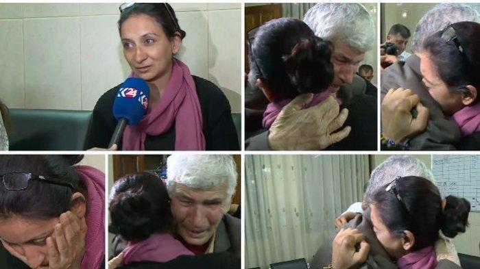 Kisah Haru! 3,5 Tahun Diculik ISIS dan Dijadikan Budak Seks, Wanita Ini Bertemu Lagi dengan Ayahnya