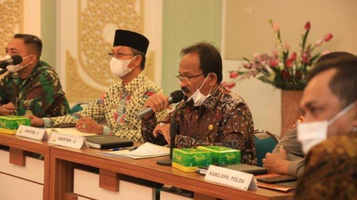 Ini 5 Kabupaten/Kota di Aceh Tertinggi Kasus Covid-19 Hingga Dapat Atensi Khusus Pemerintah Aceh