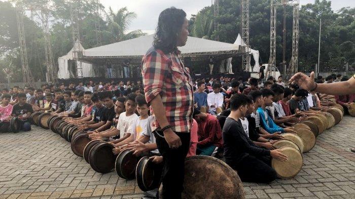 500 Penari Rapai Akan Meriahkan Pembukaan Pentas PAI, Ini Jadwalnya