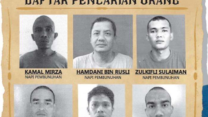Lagi, Polisi Ringkus Napi Kasus Pembunuhan