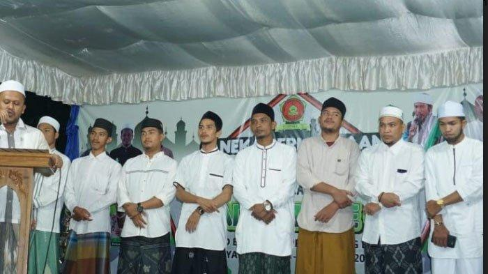 Santri di Aceh Utara Gelar Musabaqah Baca Kitab Antar Gampong