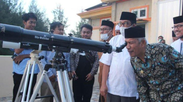 Hilal tak Terlihat, Umat Islam di Aceh Mulai Berpuasa Besok